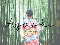 Agashi Signature