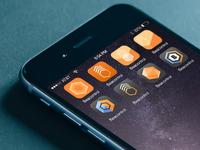 App Icon Exploration for Beacontrol