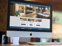 Interior Specialists // Website Redesign