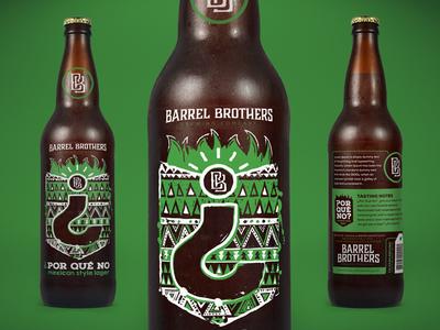 Barrel Brothers // ¿Por Qué No? Mexican Style Lager