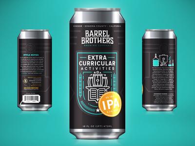 Barrel Brothers // Extra-Curricular Activities IPA