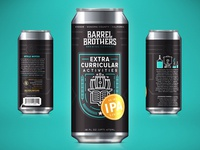 Barrel Brothers // Extra-Curricular Activities IPA