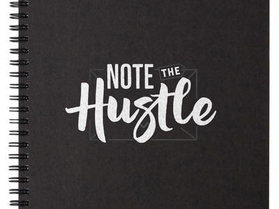 Note The Hustle