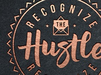 Hustle Badges // Recognize :: Celebrate :: Lead