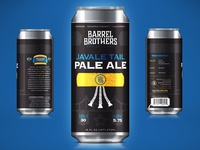 Barrel Brothers // JaVale Tail Pale Ale