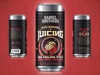 Barrel Brothers // State-Sponsored Juicing Hazy IPA