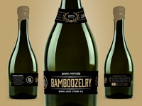 Barrel Brothers // Bamboozelry Barrel-Aged Strong Ale