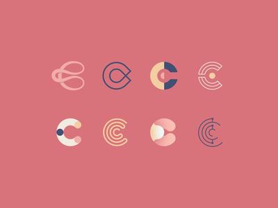 Alphabet Icon Challenge   Letter C