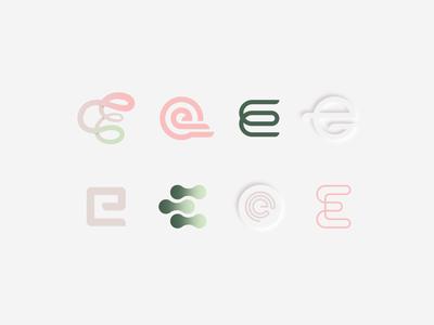 Alphabet Icon Challenge | Letter E
