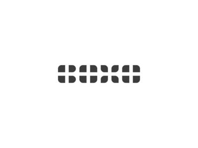 BOXO   Logo - Brand Identity