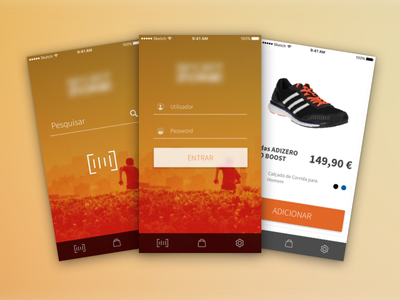 Sports Store Sales Assistant App  login sports app