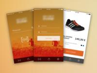 Sports Store Sales Assistant App