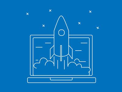Launch Illustration