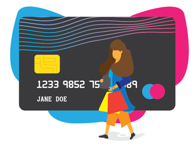 Shopping Credit Card