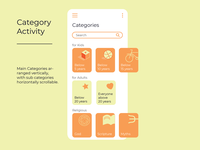 Story Studio's Category UX/UI