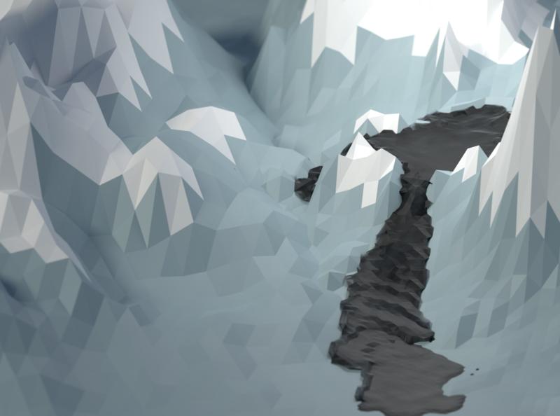 Mountain Drop