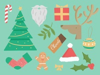 Christmas time, baby!