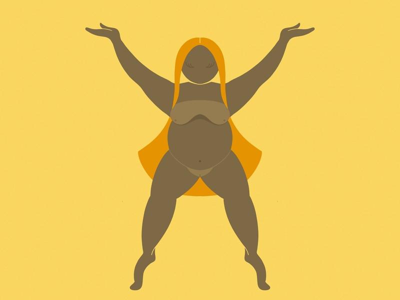 Woman dancing woman illustration procreate design drawing woman body body women bodies dancing dance graphic design illustration