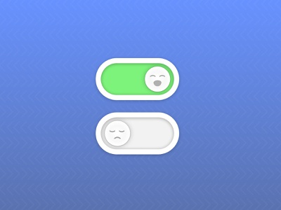 On/Off Switch ui switch off on