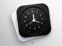 Clock - iPhone Icon