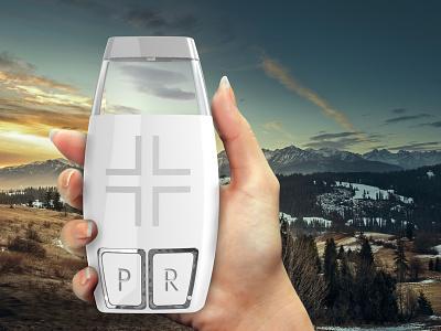 Asthma Inhaler Concept solidworks illustrator photoshop illustration 3d digital art asthma