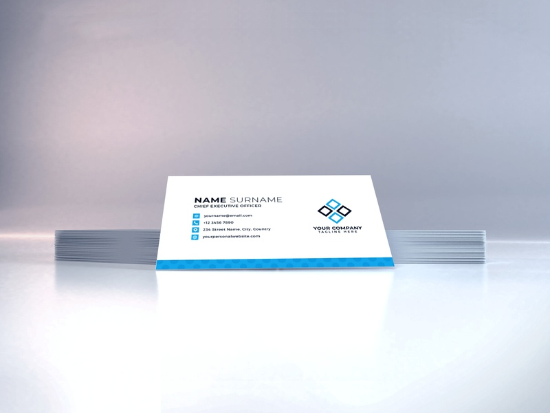 Download Business Card Mockup Vol 6 psd photoshop professional stationery branding white card paper identity template business card business mockup