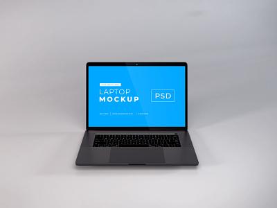 Download MacBook Pro Mockup Vol 10 (Freebie) macos mac apple macbook device notebook template technology display mockup screen laptop scene creator computer