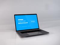Download MacBook Pro Mockup Vol 11 macos mac apple macbook device notebook template technology display mockup screen laptop scene creator computer