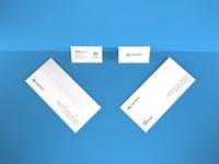 Download Stationery Set Mockup Vol 12 template stationery premium photoshop mockup envelope