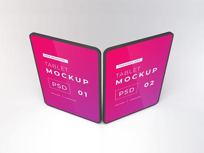 Download iPad Mockup Vol 13 template premium photoshop mockup