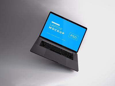 Download MacBook Pro Mockup Vol 13 gadget mobile device apple screen template premium photoshop mockup