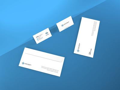 Download Stationery Set Mockup Vol 13 template stationery premium photoshop mockup envelope