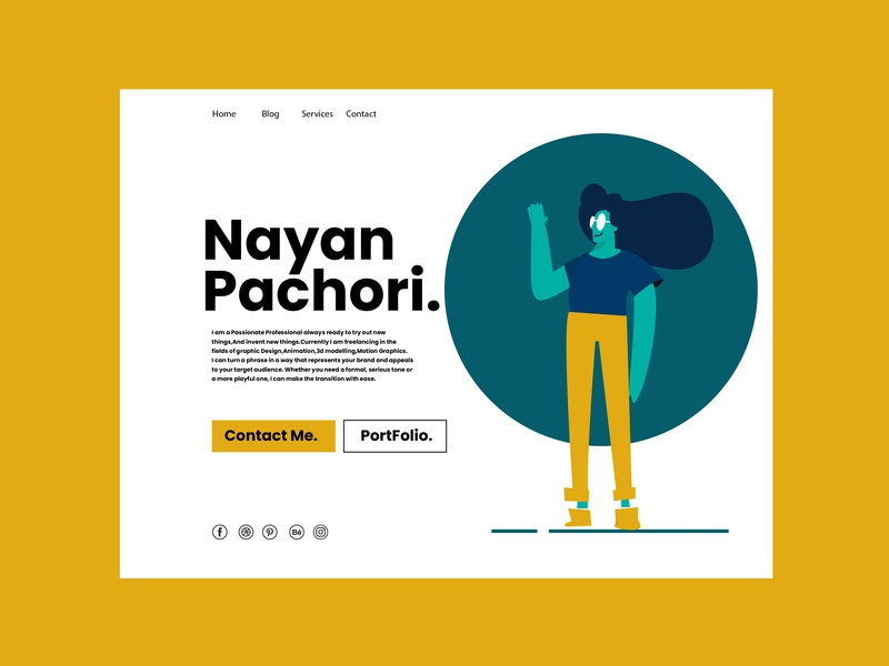 UI One Page adobe illustrator illustrator art designer web branding flat design vector ux ui illustration