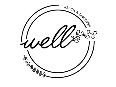 WELL reach and discover logo