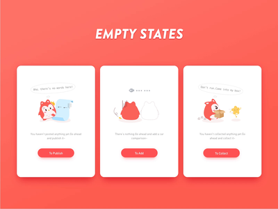 Empty States Animations