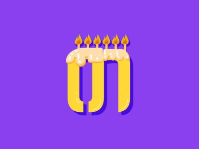 Logo 6th Years Identity Event