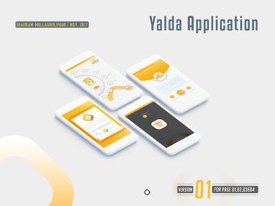 Ui Application Yalda