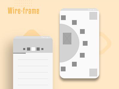 Ui Application Yalda Wireframe uidesign ux  ui ui wireframe design wireframe kit wireframe