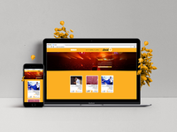 Inhall  Website  Responsive