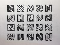 N letter Exploration