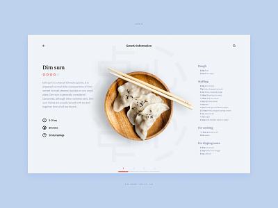 Daily UI #040 - Recipe daily ui ui  ux daily recipe card interface food app food design dailyui recipe design recipeapp recipes reciept ui ux ui uiux interfacedesign ui design design food recipe