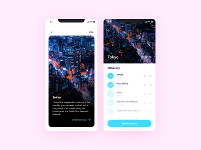 Daily UI #079 - Itinerary itinerary mobile apps mobile ui design mobile ui mobileui ux design interface design interfacedesign uidesign uxui figma design app mobile design mobile app design mobile app design mobile interface ux ui