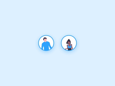Daily UI #088 - Avatar avatar icons vector people uxdesign ui designs mobile app design mobile ui mobile app app web app interface design interfacedesign interface ux uiux ux design ui design illustrations profile avatar