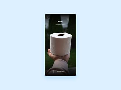 Daily UI #098 - Advertisement app app design product design dailyui interface design figma advertiser commercial advertise advert mobile app mobile interface uidesign ui design ad advertisement advertising ux ui