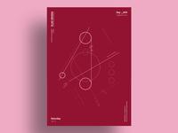 SIGIL - Minimalist poster design