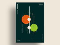 JUNGLE - Minimalist poster design