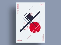 SPEED - Minimalist poster design