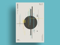 SCIENCE - Minimalist poster design