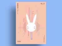 GAME ON - Minimalist poster design