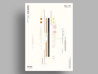 SUPPORT - Minimalist poster design
